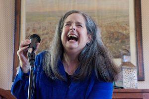 Beth Horner Laughing
